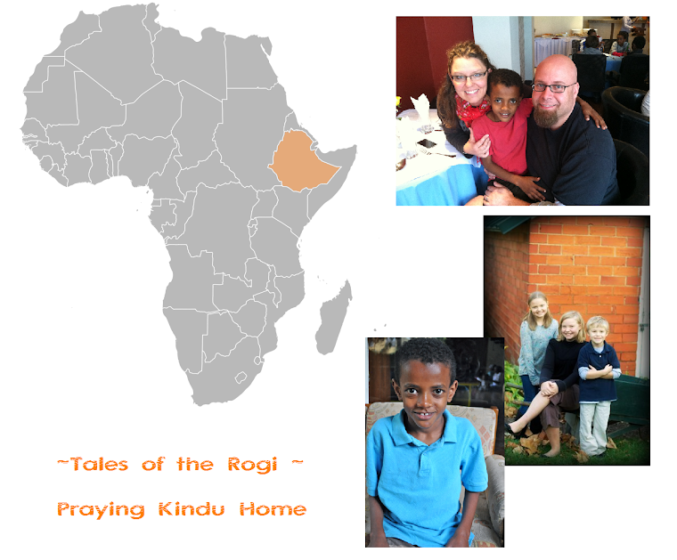 Tales of the Rogi - Praying Kindu Home