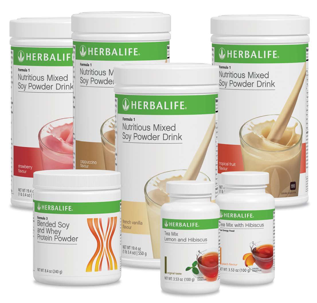 Beli Herbalife Online