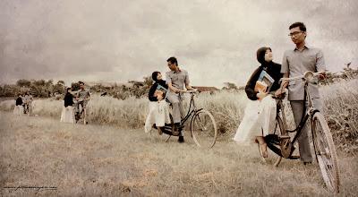 Romantis Sepeda Klasik