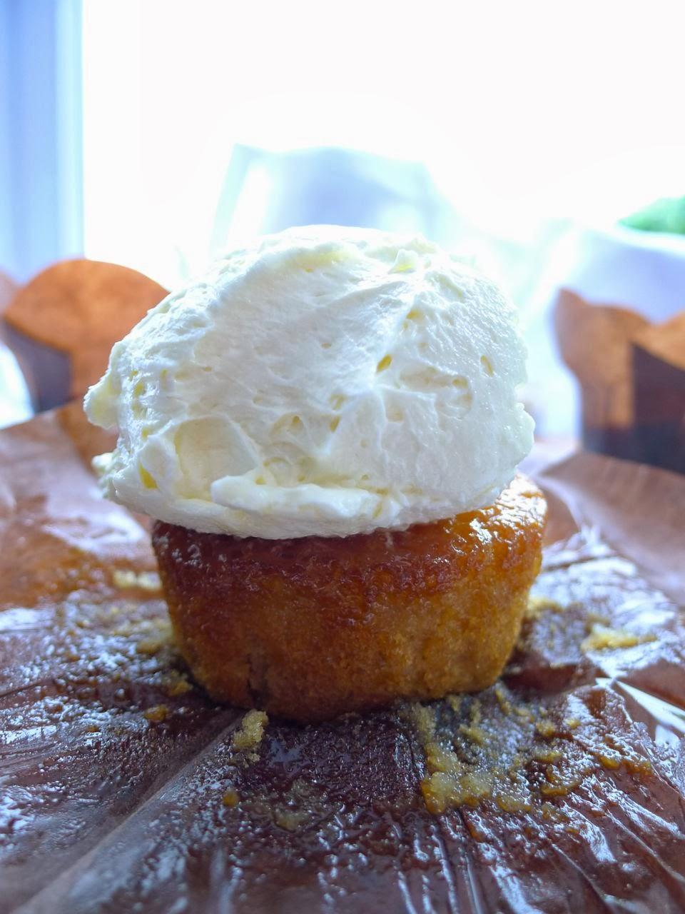 UndomestiKATEd: Malva Pudding Cupcakes