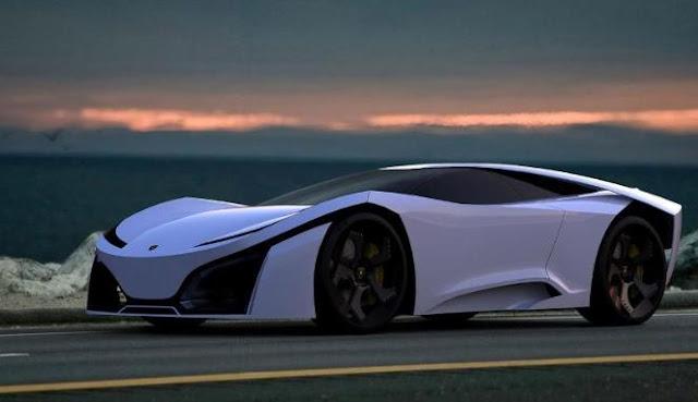 Lamborghini Madura, Mobil yang Terinspirasi dari Karapan Sapi Indonesia