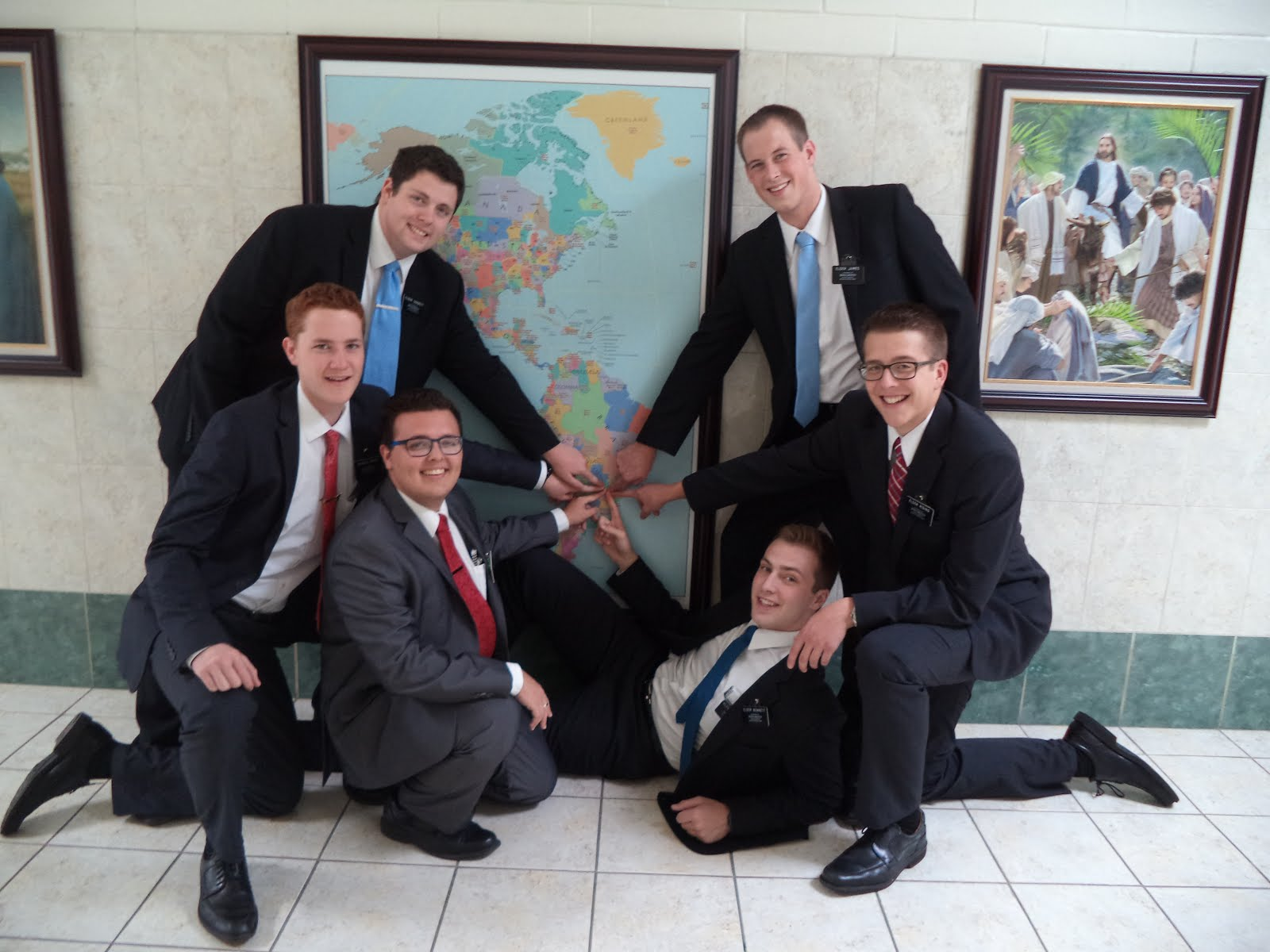 Last Day in the MTC
