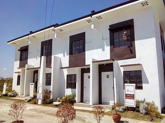 House Type  Two Storey Townhouse Description  Prov  2 Bedroom  1 Toilet    Bath Turn over   Finish Basic   Complete Min  Lot Area  36 square meters. SOLD  AMARIS HOMES Rent to own house and lot for sale in bacoor