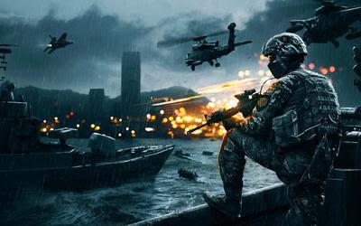 Battlefield 4, lançado nove anos atrás, um dos processadores tidos como básicos da nova geração da Intel, pode rodar tranquilamente