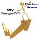 my target,perfect score,target