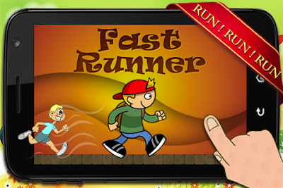 Runner Game Android App Source Code