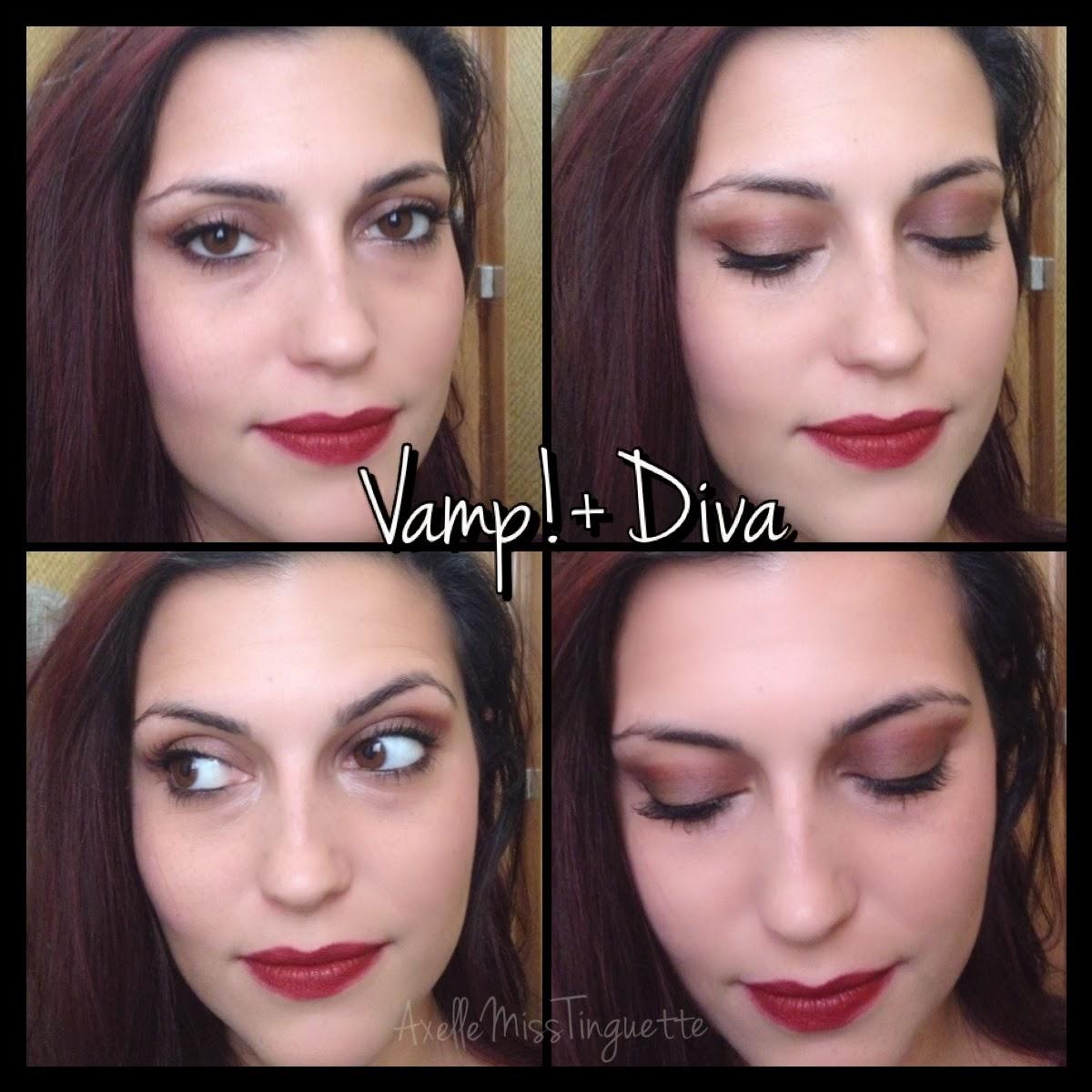 Axellemisstinguette last weekly makeup 2013 - Rossetto mac diva ...