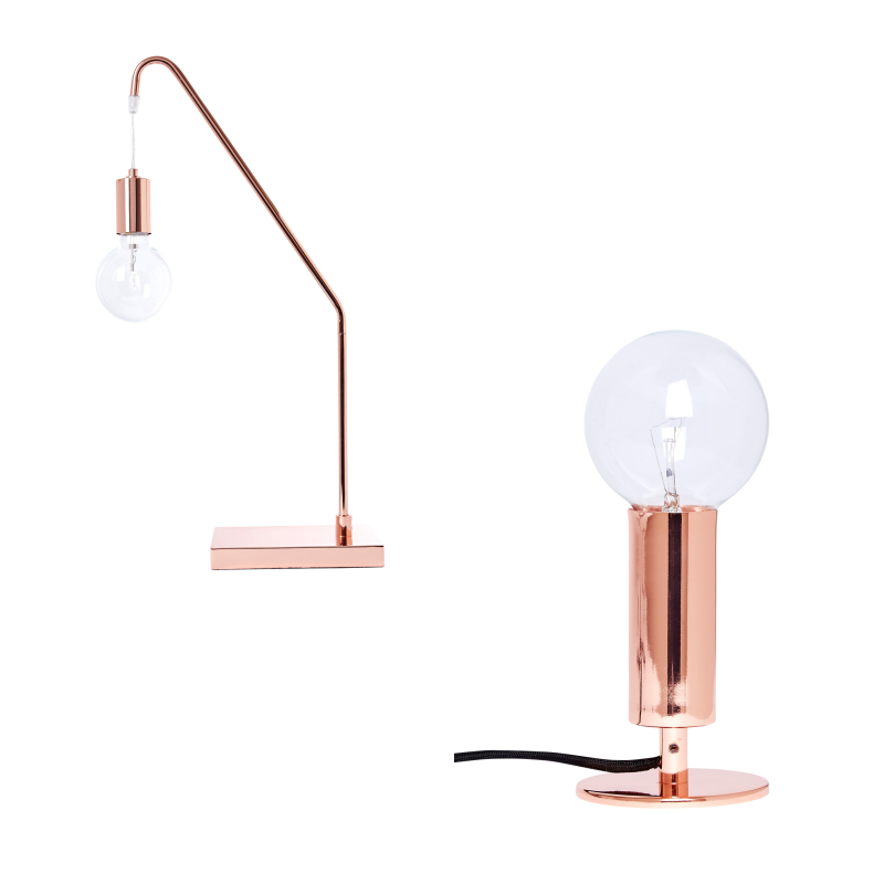 By Rydens copper lights
