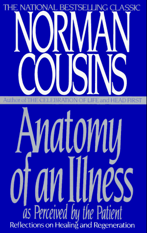 Norman cousins anatomy of an illness summary