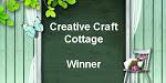 Winnaar Challenge 78 bij Creative Craft Cottage
