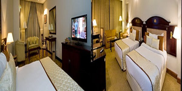 Hotel Sarina Dhaka Room Rates