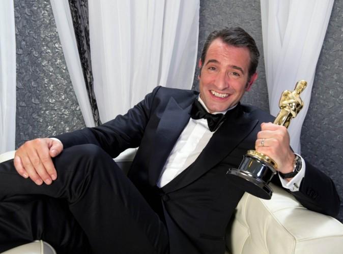 Espace cyber base emploi p m de folelli remise des oscars for Oscar jean dujardin