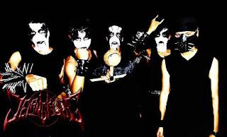 Jelangkung Photo Band Javanese Black Metal Cibinong Bogor