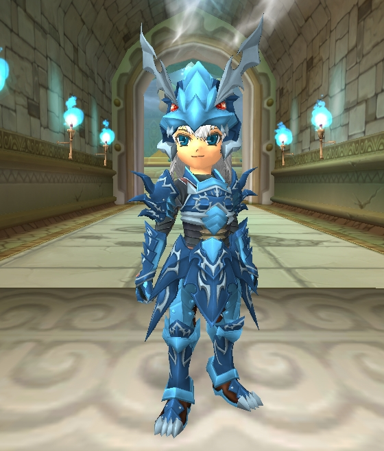 NEW CLASS: Dragon Knight (4th Defensive Class) Dk