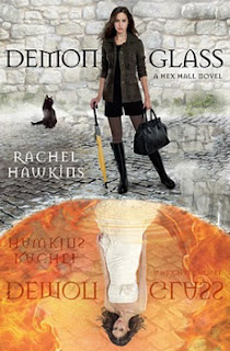 Demonglass (Hex Hall #2): review