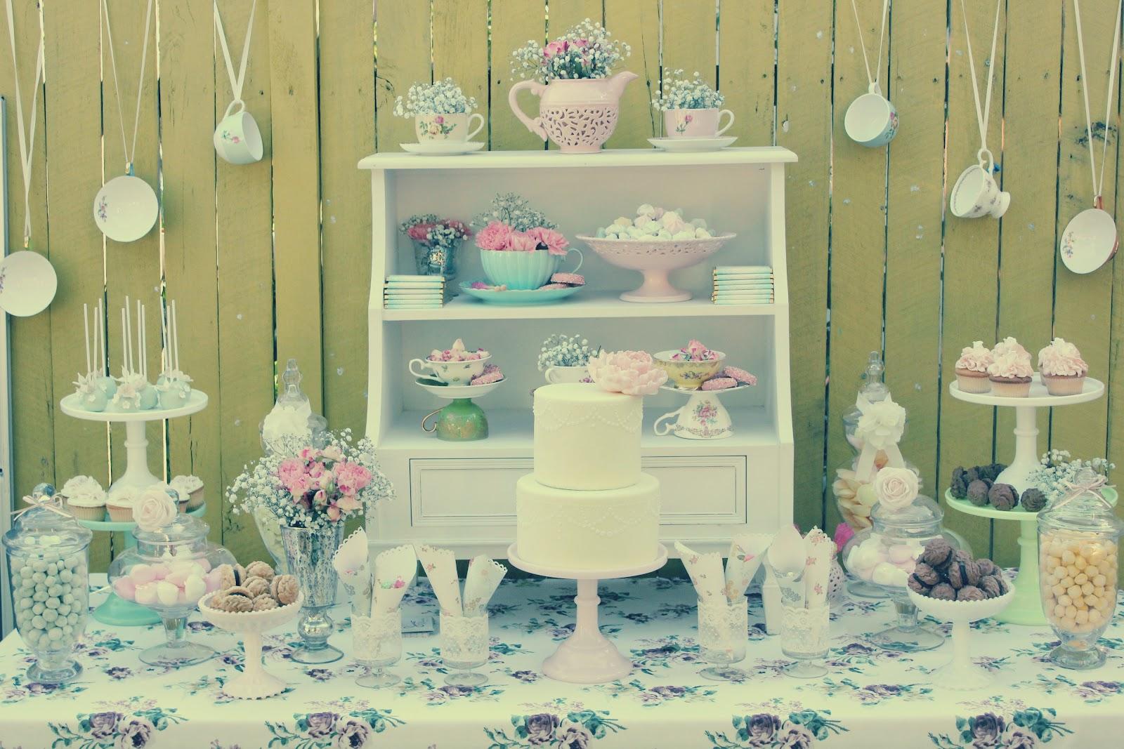 One Lovely Day Sweet High Tea