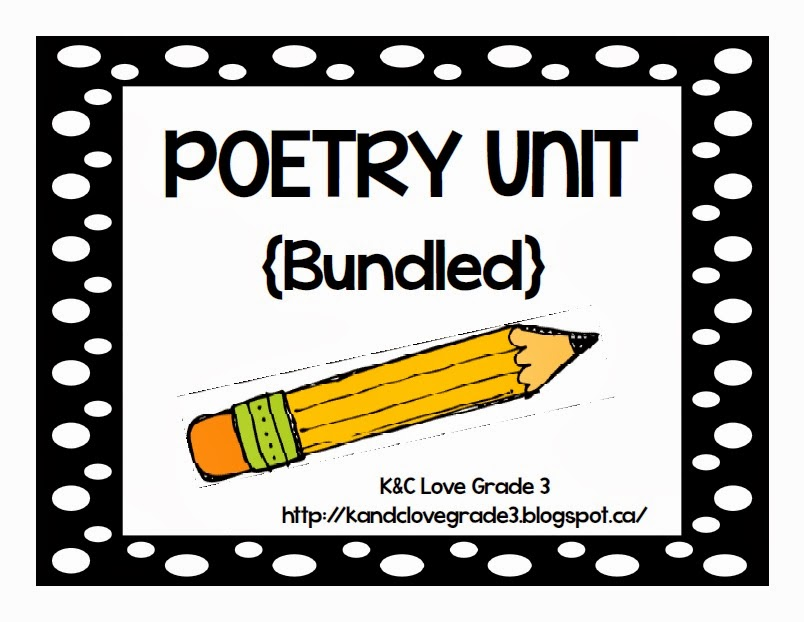 http://www.teacherspayteachers.com/Product/Poetry-Unit-Bundled-659801