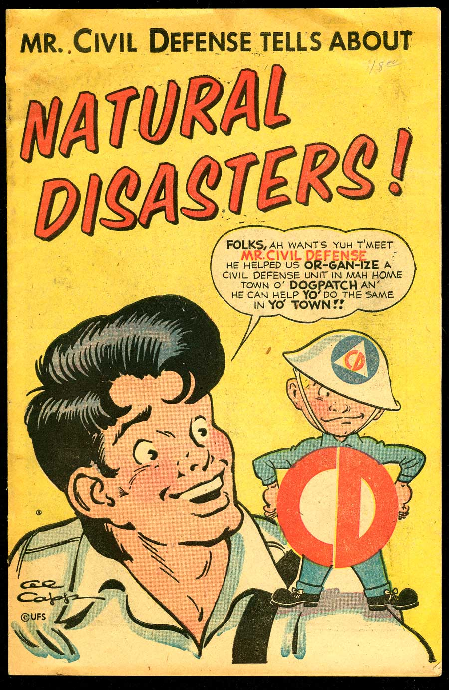 Civil Defense Propaganda No.10