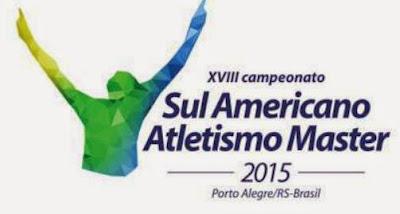 Sudamericano de Atletismo Master en Porto Alegre (BRA, 08a15/nov/2015)