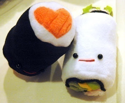 Boulu Cute Food Plushies