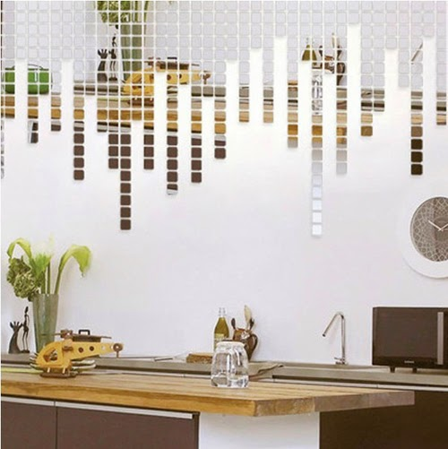 Magical Mirrors- Use of mirror in Interior design