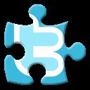Download Icon Sosial Media Bentuk Puzzle