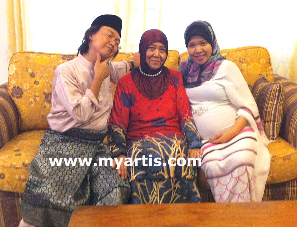 Aziz M. Osman Dapat Anak Sulung Merdeka!