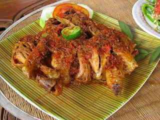 Ayam Bakar Betutu Bali