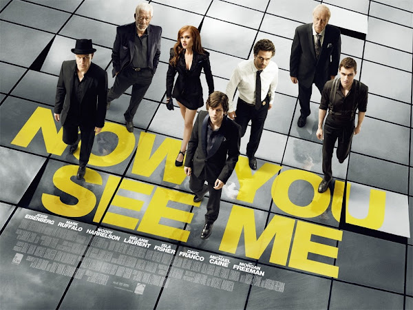 Nonton Online Film Now You See Me