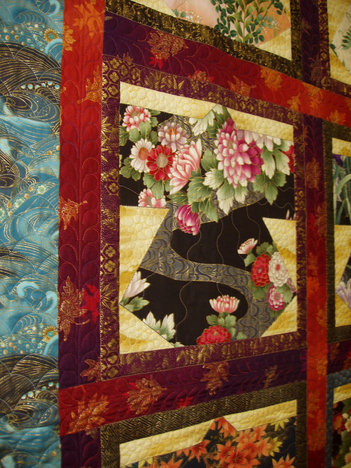 Oriental Quilts For Sale These Quilts up For Sale