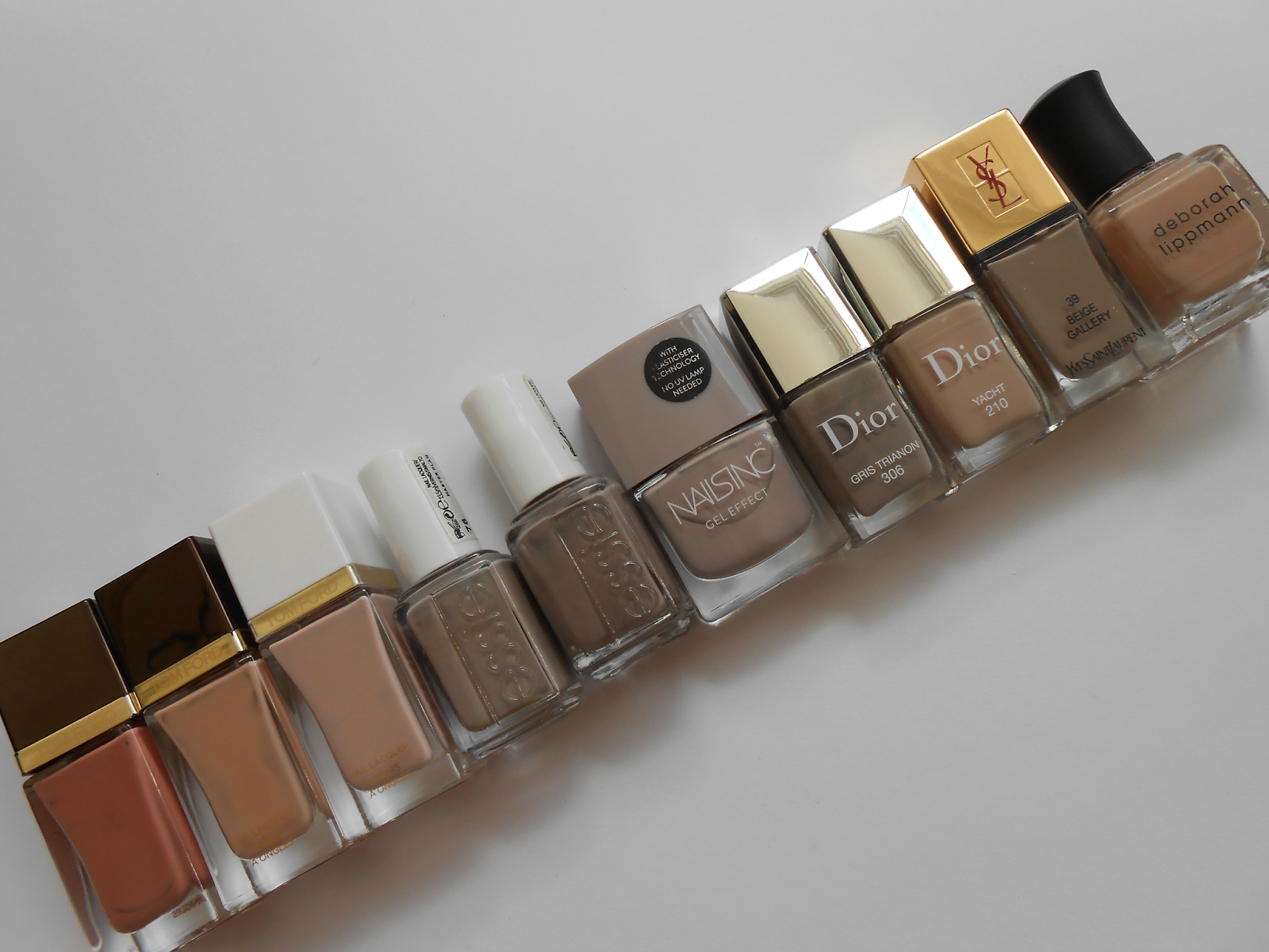 High End Nail Polish Collection