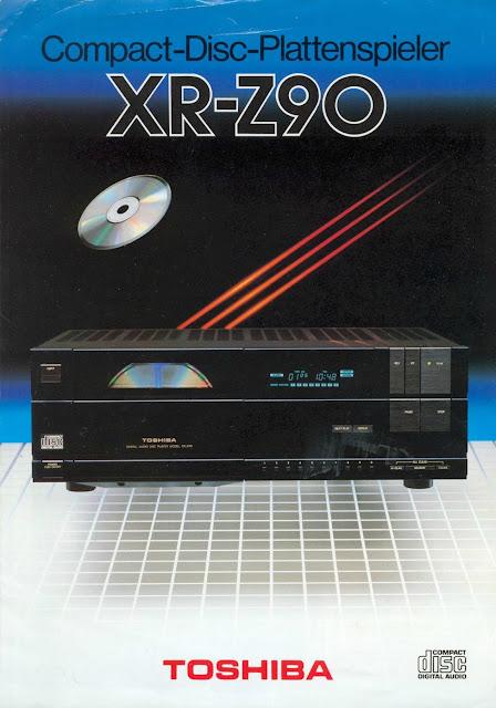 TOSHIBA XR-Z90