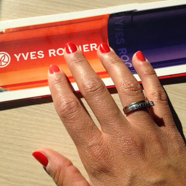 Speaking Colors - Yves Rocher - vernis - beaute - test