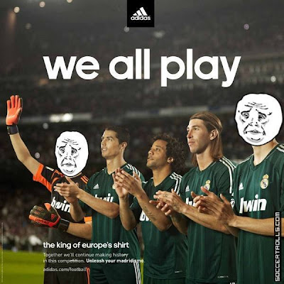 Nah itu tadi beberapa gambar lucu seputar sepak bola , semoga artikel ...