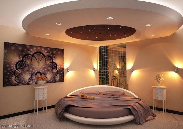 Chambre Adulte Moderne Design. Deco Chambre Moderne Marron ...