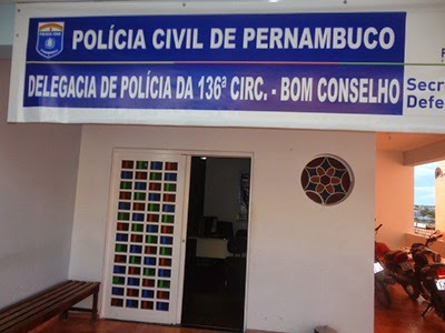 DELEGACIA DE BOM CONSELHO - PERNAMBUCO