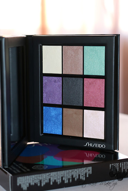 Shiseido Eye Color Bar