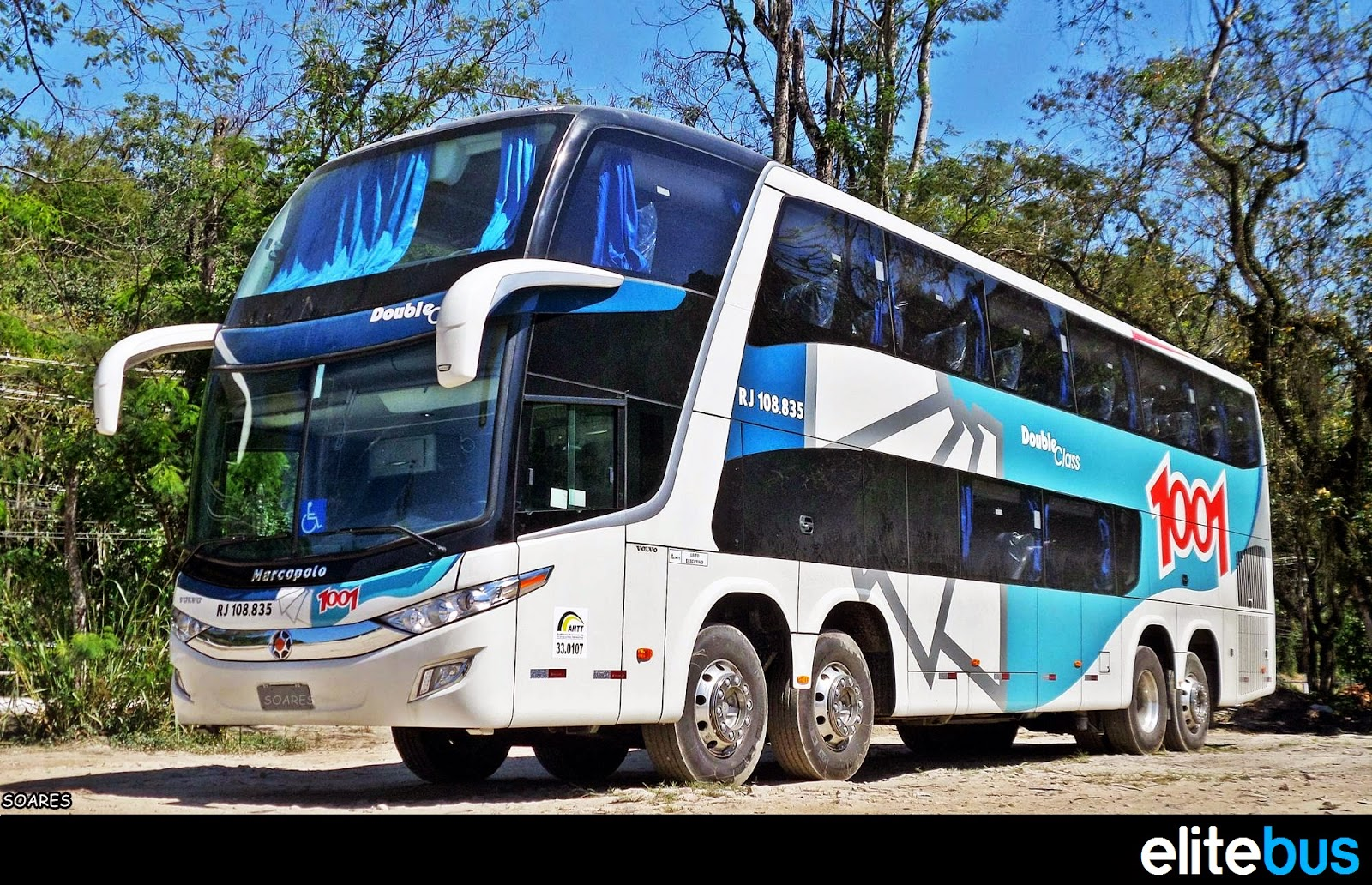 equipe elite bus auto via o 1001 rj. Black Bedroom Furniture Sets. Home Design Ideas