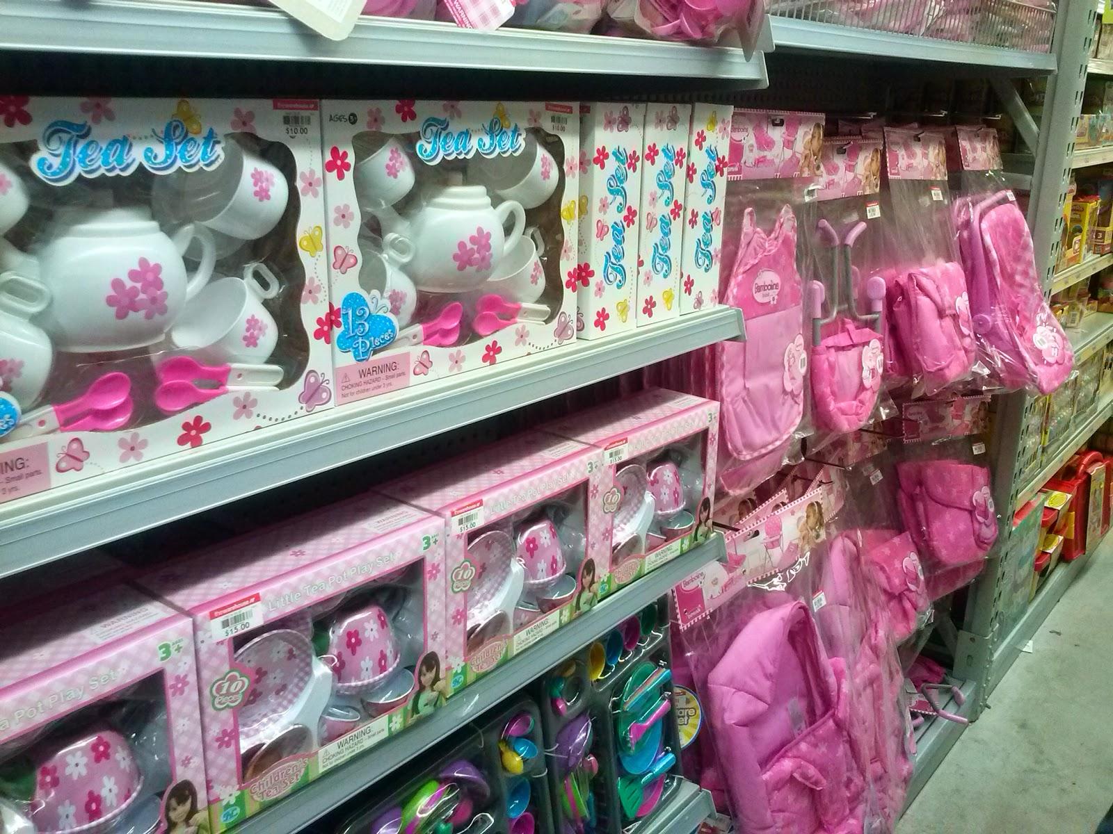 Think pink?