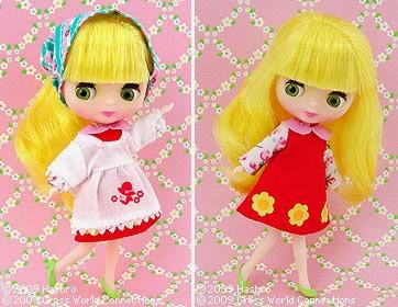 Petite Blythe Miss Retro Mama