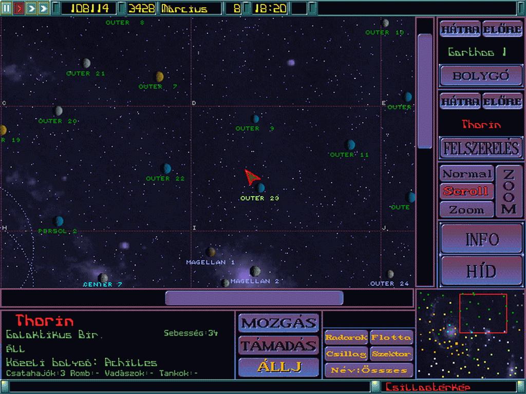 Imperium Galactica Pc