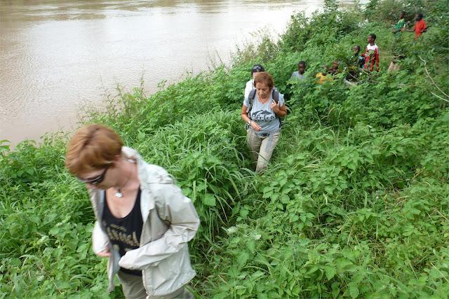A la búsqueda del hipopótamo