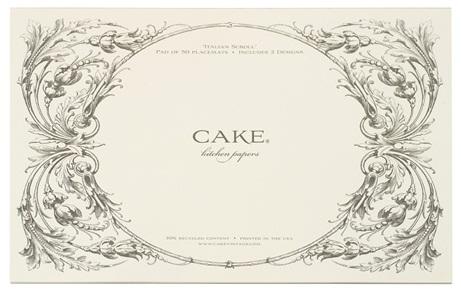 Hudson Baby Design Favorite Product Cake Vintage