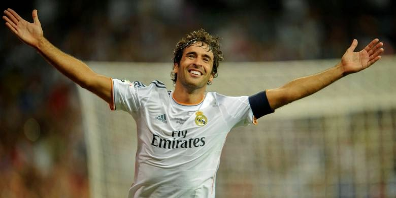 """Pesan Sang Pangeran untuk Madrid """