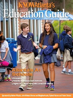 2015-2016 KNOWAtlanta Education Guide