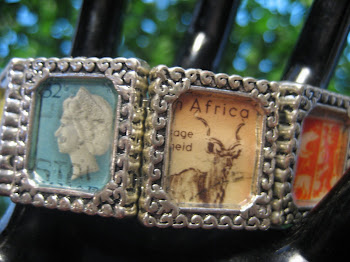 Around the world in 1 bracelet