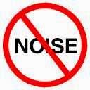 no noise logo