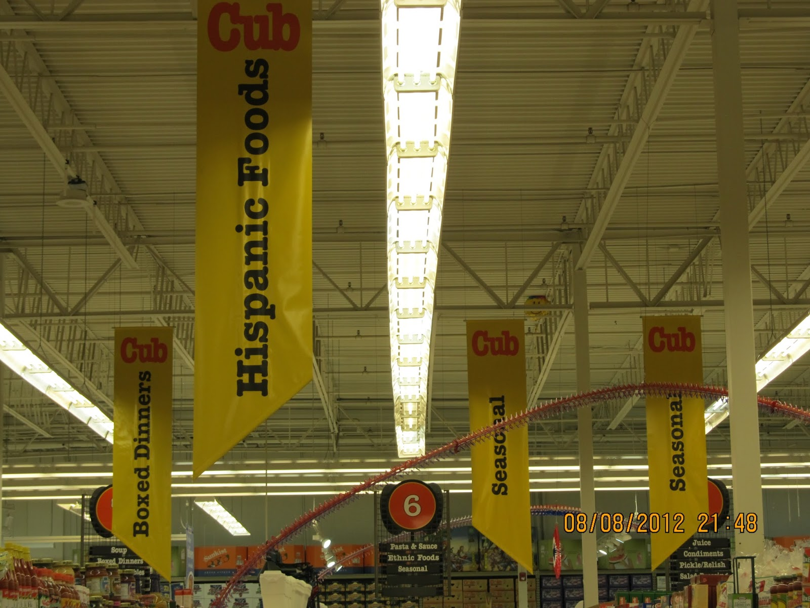 Trip to the Mall: FINAL CALLING: Last Cub Foods in Illinois!