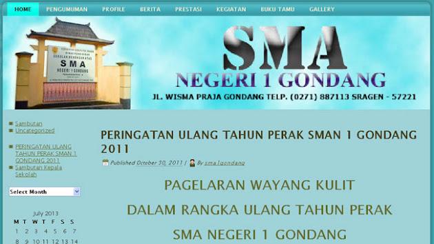 SMAN 1 Gondang