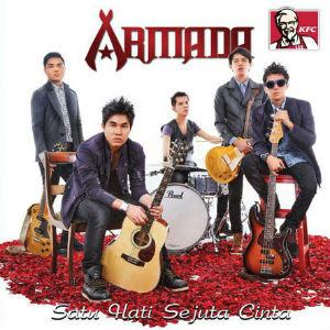 Armada - Satu Hati Sejuta Cinta (Full Album 2012)